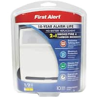 First Alert/Jarden 10 Yr V&L Smk & Co Alarm PC910V Unit: EACH
