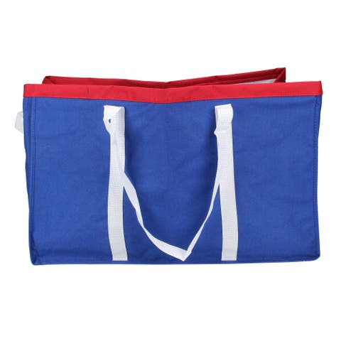 "25"" Red, White and Blue Multi Purpose Insulated Trunk Organizer - N/A"