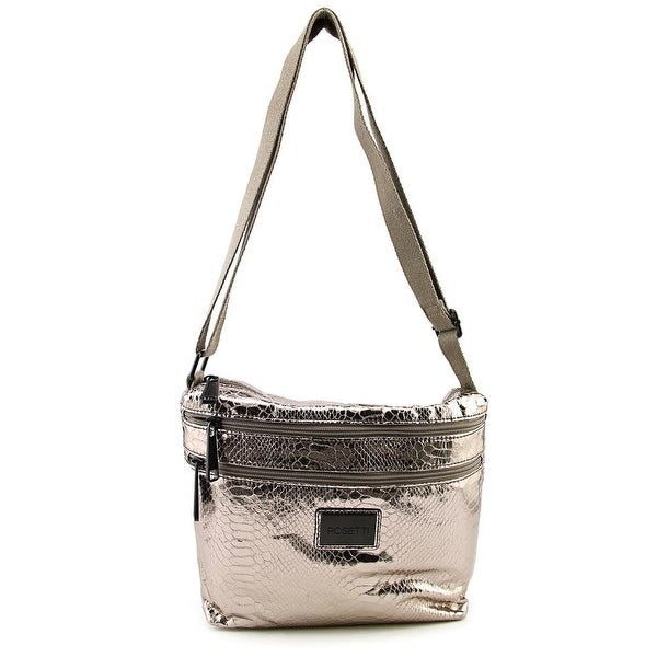 Rosetti Go Cool And Collected Mid Crossbody Women  Synthetic  Messenger - Silver