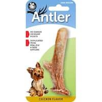 Pet Qwerks Antler Chicken Flavor Small