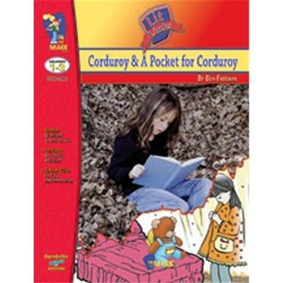 On The Mark Press OTM1486 Corduroy & Pocket Corduroy Lit Link Gr. 1-3