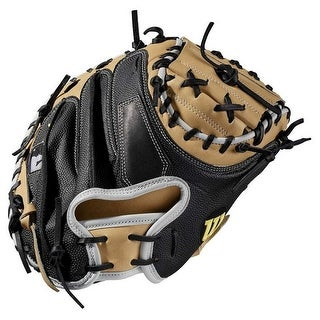 "Wilson Baseball 33.5"" A2000 M1SS Catcher Glove Mitt Superskin RHT WTA20RB19M1SS - 33.50"""