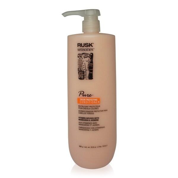 Rusk Pure Conditioner (New) 33.8 Oz