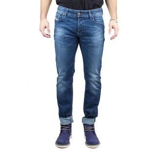 Diesel Sleenker Men's Slim-Skinny Stretch Denim Jeans 0667F