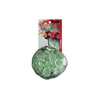 Panacea Decorative Glass Gems 12oz Apple Green
