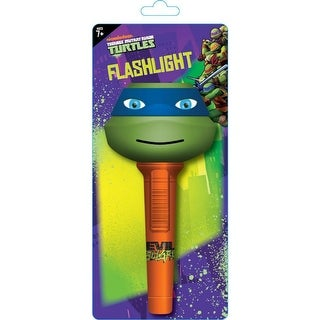 Teenage Mutant Ninja Turtles LED Flashlight - 6 Units