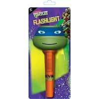 Teenage Mutant Ninja Turtles LED Flashlight - 6 Units