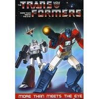 Transformers - More Than Meets the Eye [DVD]