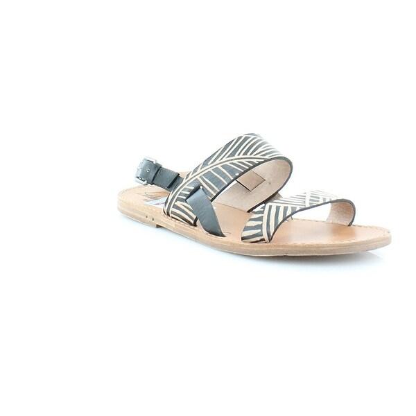 Patricia Nash Elda Women's Sandals & Flip Flops, Black, Size 8.5