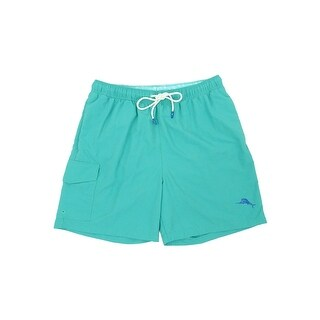 Tommy Bahama Men's Naples Coast Solid Swim Trunks