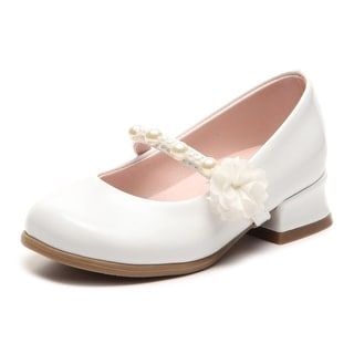 dynasty Jennie Round Toe Synthetic Mary Janes (Option: 8)