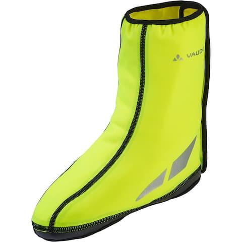 Vaude Wet Light III Cycling Shoe Covers - Neon Yellow