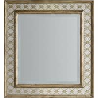 Hooker Furniture 5414-90009 34-1/4 Inch x 37 Inch Rectangular Framed Mirror from - N/A