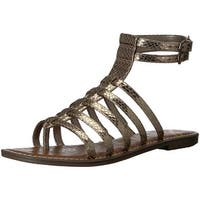 Sam Edelman Women's Gilda Flat Sandal - 6