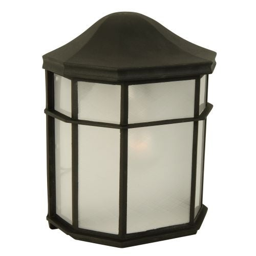"Craftmade Z103 Contractor's 9.5"" 1 Light Outdoor Wall Sconce"