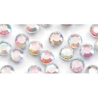 Crystal Ab - Rhinestone Setter Hot-Fix Glass Stones 3Mm 1;000/Pkg
