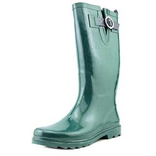 Nautica Saybrook Round Toe Synthetic Rain Boot
