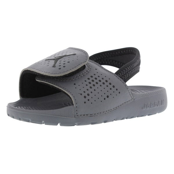 9e15bba59 Shop Jordan Hydro 5 Sandals Infant s Shoes - Free Shipping Today ...