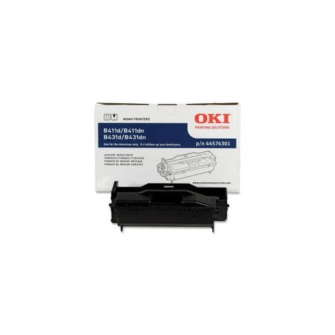 OKI 44574301 Drum Unit - Black Drum