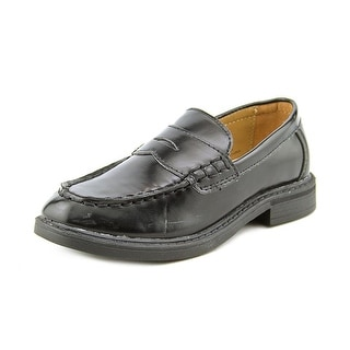 Classroom School Uniforms Ivy Youth Round Toe Synthetic Loafer
