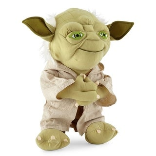"Star Wars Yoda 17"" Plush Pillowbuddy"