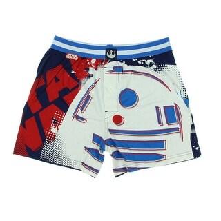 Star Wars R2D2 Confetti Boxer Shorts