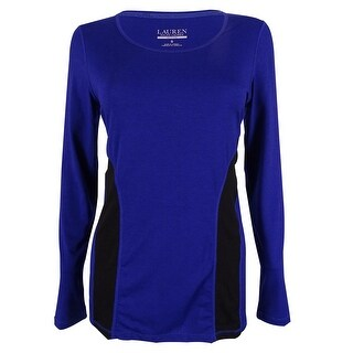 Lauren Ralph Lauren Women's Active Long Sleeve Top