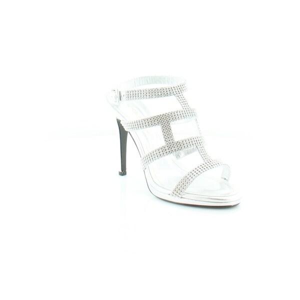 Caparros Elyzabeth Women's Heels Silver Metallic