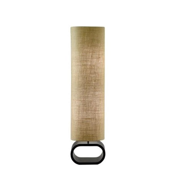 Merveilleux Shop Adesso Furniture 1520 18 Harmony Floor Lamp  Burlap   Free Shipping  Today   Overstock   22036395