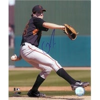 Signed Zito Barry San Francisco Giants 8x10 Photo autographed