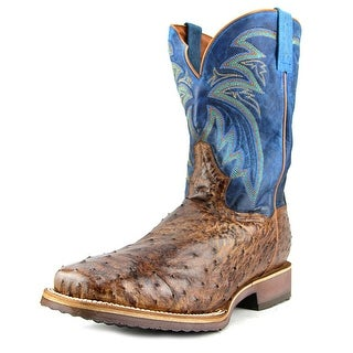 Dan Post DP4535 Men EW Round Toe Leather Multi Color Western Boot
