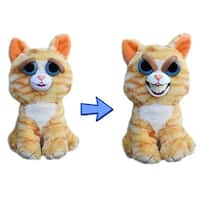 """Feisty Pets 8"""" Plush, Princess Pottymouth the Cat (Sly Grin) - multi"""