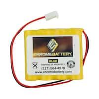 Emergency Lighting Replacement Battery for Dual-Lite - 12-790