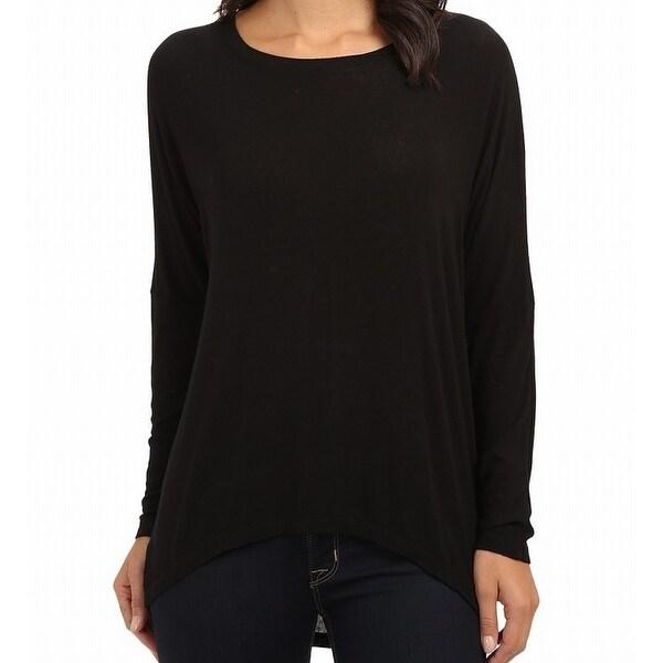 650bca265ba37 Shop Allen Allen NEW Black Women s Size XS Dolman Sleeve Knit Top - Free  Shipping On Orders Over  45 - Overstock - 18412531