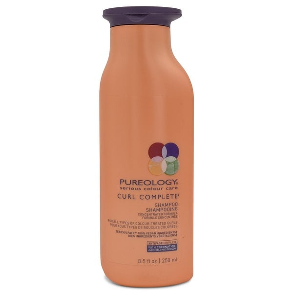 PUREOLOGY | Curl Complete Shampoo 8.5 fl oz