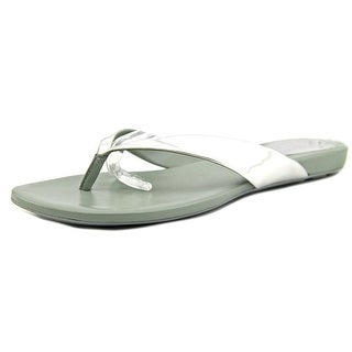 Cole Haan Air Callie Open Toe Leather Thong Sandal