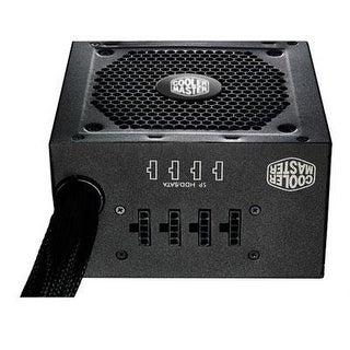 Cooler Master Gm Series G750m - Compact 750W 80 Plus Bronze Modular Psu (6Th Generation Skylake Support)