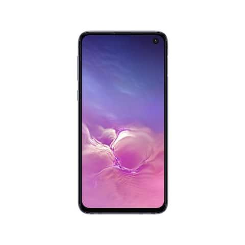 Samsung Galaxy S10e G970U 128GB Black Verizon + GSM Unlocked Refurbished Smartphone
