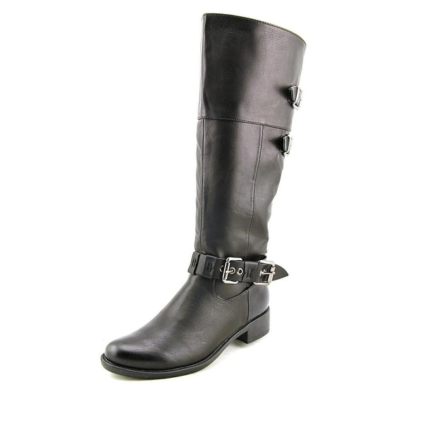 2 Lips Too Too Jetson Women  Round Toe Synthetic  Knee High Boot