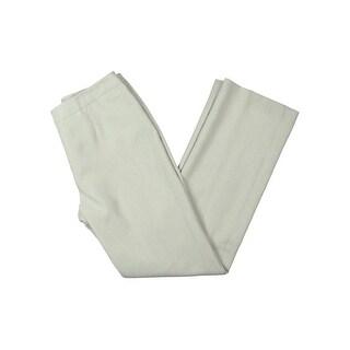 Le Suit Womens Isola Bella Dress Pants Striped Lined - 4