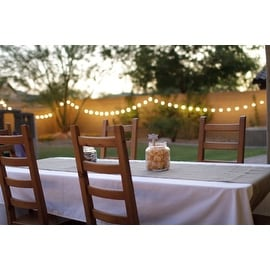 Burlap Table Runner: 102x12
