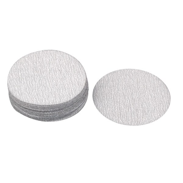 3 Dia Polishing Grinding Sanding Sandpaper Disc 320 Grit 20 Pcs