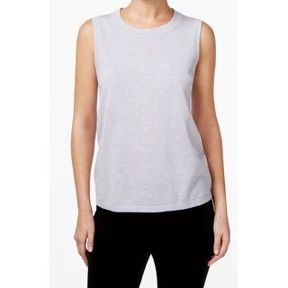 Eileen Fisher NEW Purple Women Size Large L Crewneck Sleeveless Sweater|https://ak1.ostkcdn.com/images/products/is/images/direct/88e6acd0a1feb56af0a43469e4f8469ba4bed47a/Eileen-Fisher-NEW-Purple-Women-Size-Large-L-Crewneck-Sleeveless-Sweater.jpg?impolicy=medium