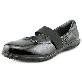 Softwalk High Point Flat Women N/S Round Toe Synthetic Black Mary Janes