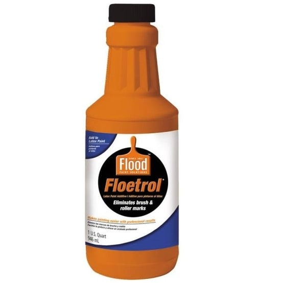 Shop Flood Fld6 Qt Floetrol Latex Paint Conditioner 1 Quart Free