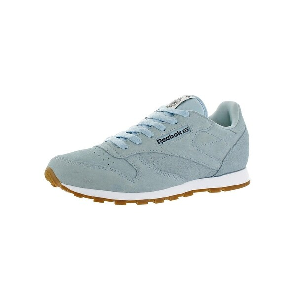 5f1bf92719bb Shop Reebok Girls Classic Leather Pastels Running Shoes Big Kid Non ...