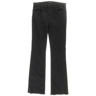 J Brand Womens Betty Denim Slimming Boot Cut Jeans