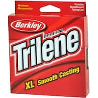 Berkley Trilene XL Smooth Casting Fishing Line (110 yds) - Low-Vis Green