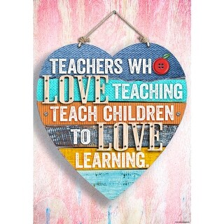 Teachers Who Love Teaching Inspire
