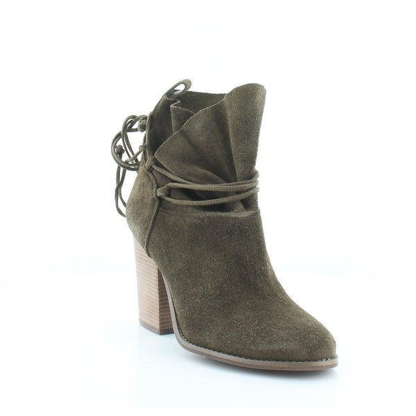 Jessica Simpson Satu Women's Boots Moss Brown - 6.5